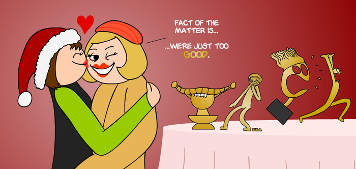 Award Voters Hate Them! by Maxtaro