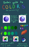 shading with colors tutorial by Sody-Pop