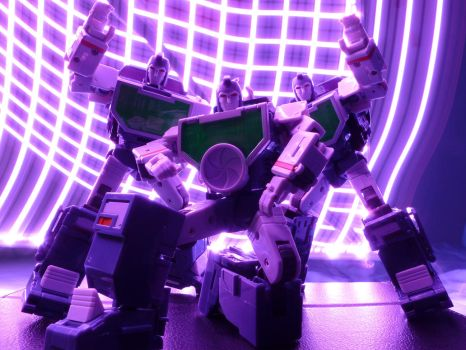 Maketoys MTRM-07 Masterpiece Reflector by botmaster2005