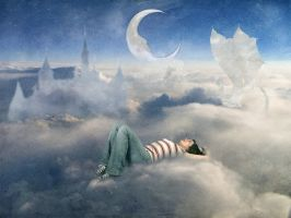 Head in the Clouds by allison712