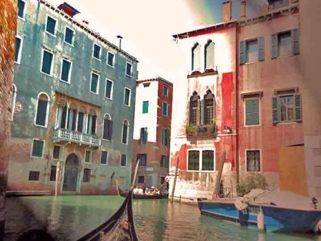 Venice, Italy by mbcreate98