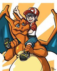 Let's go Charizard by The-BlueDragoon