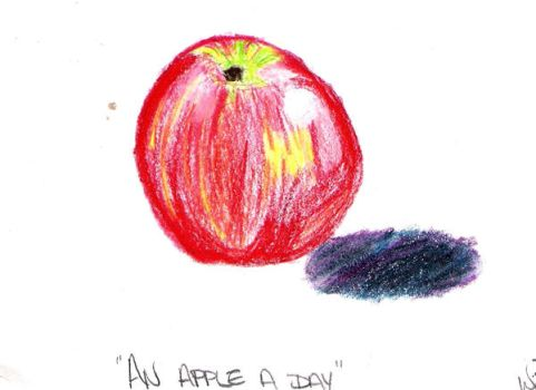 An Apple a Day by Sir-Will-II