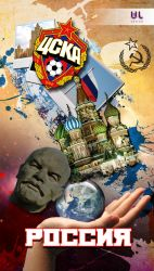 RUSSIA by rac1ng