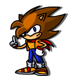 Spikes The Hedgehog by GFTheplayer