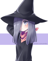 Witch by Final-Boss-Emiko