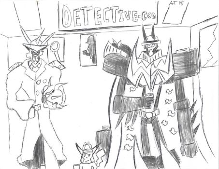 Detective-Con by bigtimbears