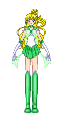Super Sailor Earth (90s anime version) by Rose9227614