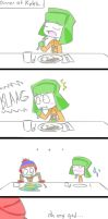 yeh stan JUST barfed at dinner by DragonRider13025
