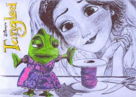 The Best and Only Pal: PASCAL by BrainlessGenie