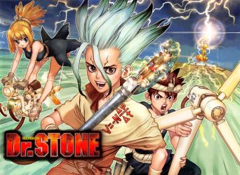 Dr. Stone 25 Color Cleaning Written by Ulquiorra90