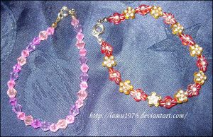 armlets for children by lamu1976