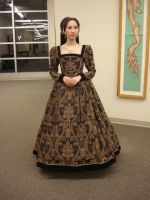 1560s Gown by Lady-Lovelace