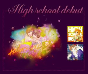 High school debut by Know-chan