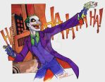 The Joker by KidNotorious