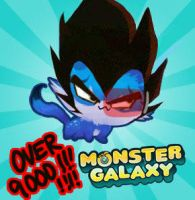 OVER 9000 part 2 by monstergalaxy