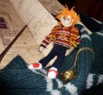 Ron Weasley Crochet Doll by Campanita42