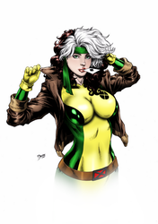Rogue by Deilson by Ryan-Butler