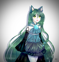 AT: Yue by ellebits