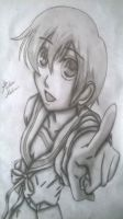 Drawing #63 Haruhi - Ouran HSHC  No.4 by AidanJA