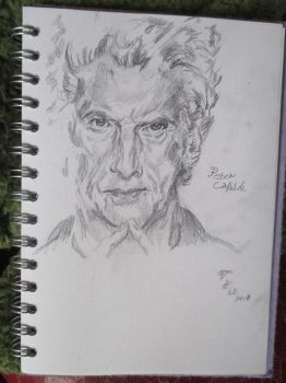 The 12th Doctor. by shadowgeisha