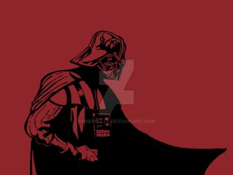 Lord Vader by Mikkellll