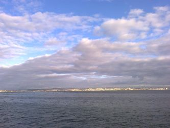 The Clouds and Me - The River Tejo 2012-04 by Kay-March