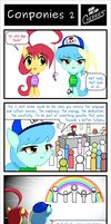 SDC - Conponies 2 by C-quel