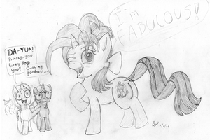 Epic Pie's Epic Makeover by baratus93