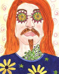 Hippie by ina