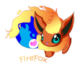 The new and improved FireFox? by pokemonloverforev