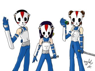 even more anbu's by Stofzuiger