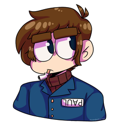 Paul |Eddsworld| by Ravenfeather788