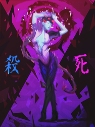 Widowmaker ( overwatch wallpaper) by AnatoFinnstark