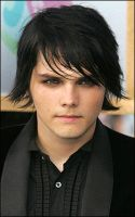Gerard Way Red Carpet by billytgirl