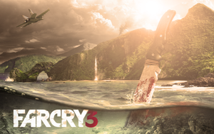 Farcry 3 Wallpapers: by:nona by noNaFPS