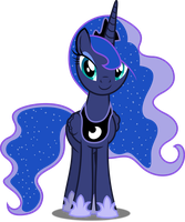 Vector #596 - Princess Luna #15 by DashieSparkle