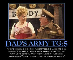 Dad's Army TG: 5 by p-l-richards