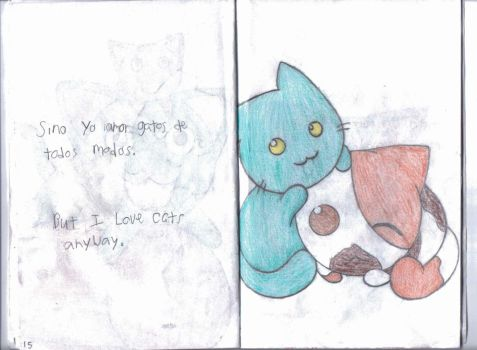 Gatos page 15 by VeronicaPrower