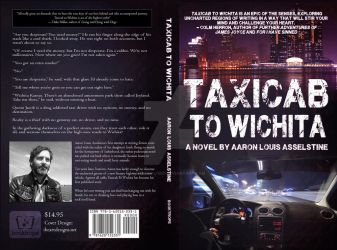 Paperback cover Taxicab to Wichita by eternalised
