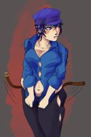 Naoto Shirogane weight gain by undeadpenguin37