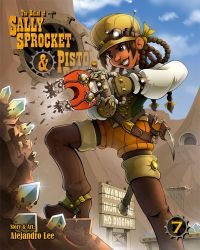 SSnPP Issue 7 cover by 47ness