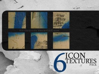 6 Icontextures: blue by mercurycode