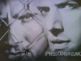 Prison Break by Tomicko