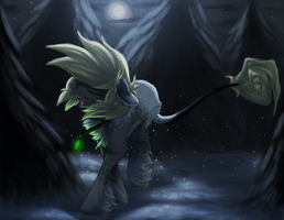 A Song Sung Deeply From the Heart (Colored) by OmbraniWolf