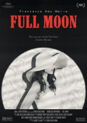 Full Moon - Film Noir Poster by FrenchGentleman