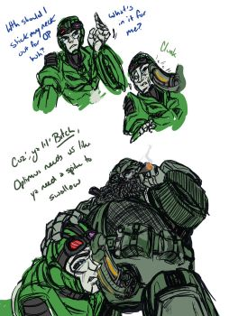 AoE Slash doodle- HoundxCrosshairs by SincerelyYours-CMD