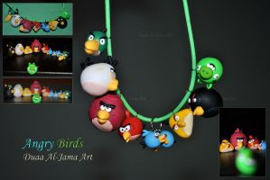 angry Birds by Beauty-of-love