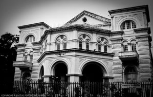 Chesed El Synagogue 3 by SS-OschaWolf