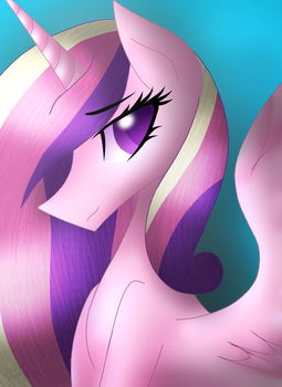 {Princess Collab} ~ Cadence by couchpotato77